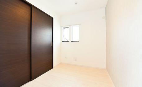 独立したベッドルームは住みたい部屋の絶対条件です